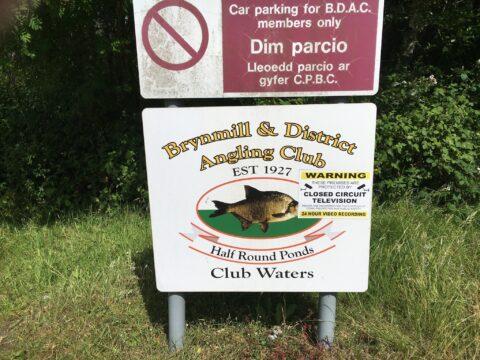 Half Round Ponds Temporary Closure